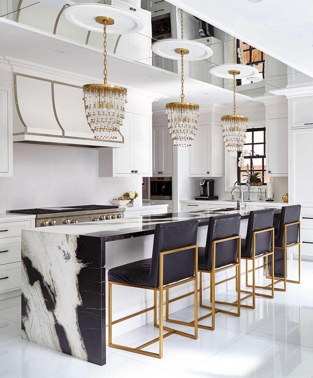 60 popular hollywood regency kitchen design tips and ideas